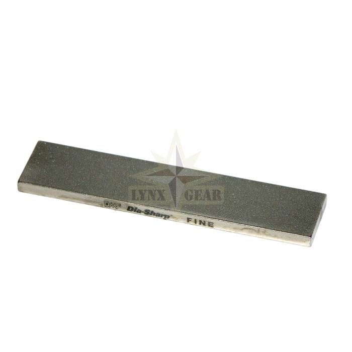 DMT 10cm Dia-Sharp® Continuous Diamond whetstones, Fine