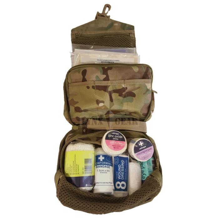 BCB Military First Aid kit, Multicam
